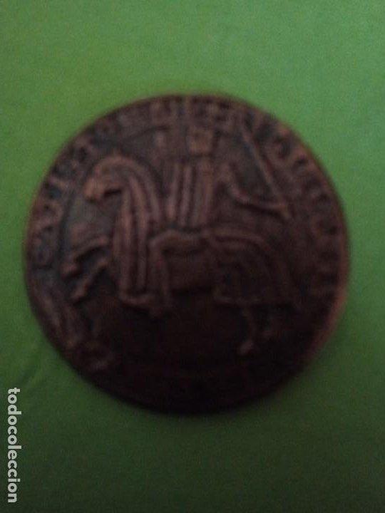 Monedas medievales: SELLOS REALES DE ARAGÓN / REPRODUCCIÓN. - Foto 2 - 194948482