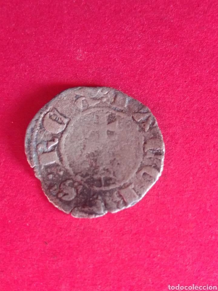 Monedas medievales: JAIME II. DINERO DE VELLÓN. ARAGÓN. - Foto 2 - 195022327