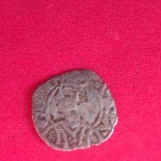 Monedas medievales: JAIME I DINERO DE VELLÓN. ARAGON.. Lote 195022456