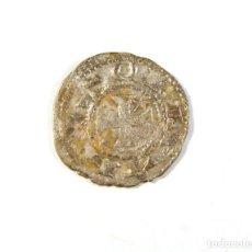 Monedas medievales: LOTE DE 2 MONEDAS DE ALFONSO I EL BATALLADOR. Lote 195157102