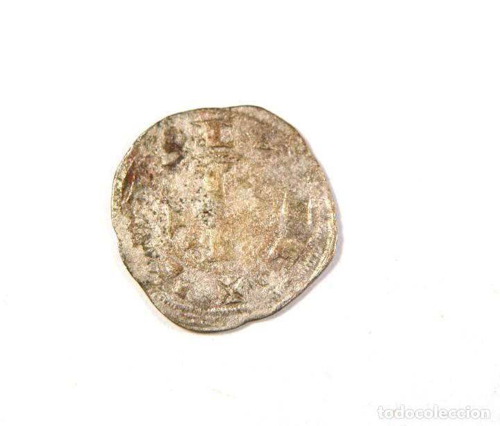 Monedas medievales: LOTE DE 2 MONEDAS DE ALFONSO I EL BATALLADOR - Foto 3 - 195157102