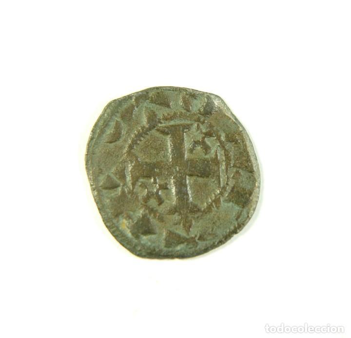 DOS BONITAS MONEDAS DE ALFONSO I EL BATALLADOR (Numismática - Medievales - Cataluña y Aragón)