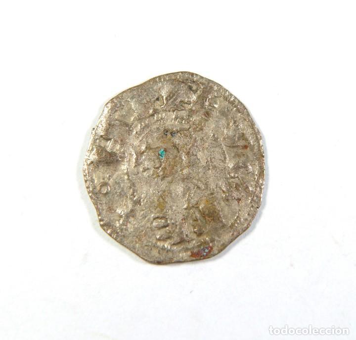 Monedas medievales: LOTE DE DOS MONEDAS DE ALFONSO I - Foto 2 - 195157152