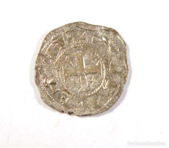 Monedas medievales: LOTE DE DOS MONEDAS DE ALFONSO I - Foto 3 - 195157152