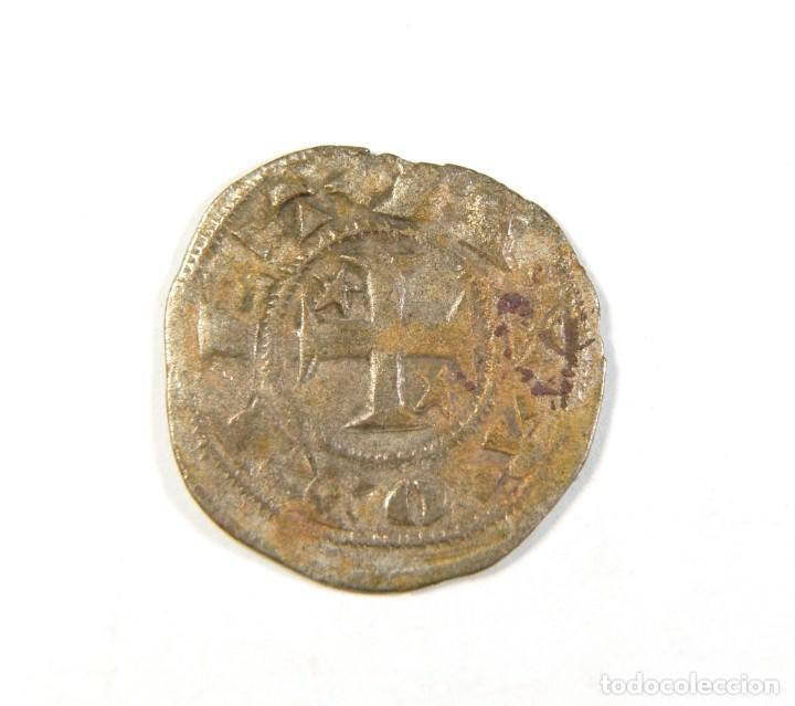 DOS MONEDAS DE ALFONSO I EL BATALLADOR (Numismática - Medievales - Cataluña y Aragón)