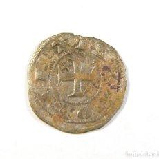 Monedas medievales: DOS MONEDAS DE ALFONSO I EL BATALLADOR. Lote 195157196