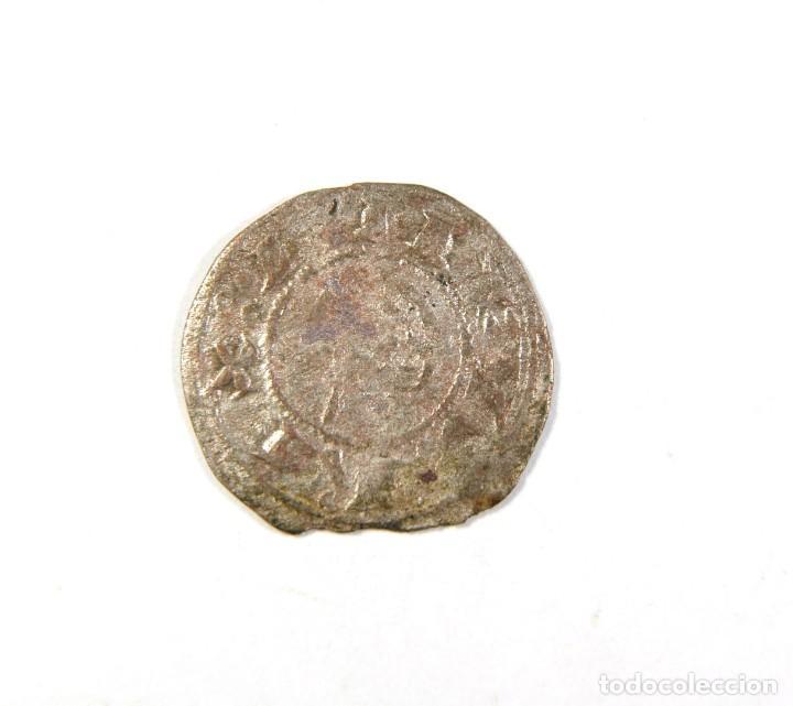Monedas medievales: DOS MONEDAS DE ALFONSO I EL BATALLADOR - Foto 4 - 195157196