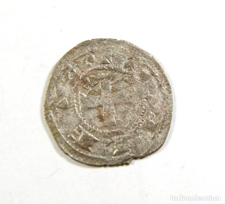LOTE DE DOS MONEDAS DE ALFONSO I EL BATALLADOR (Numismática - Medievales - Cataluña y Aragón)