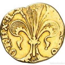 Moedas medievais: FLORÍN DE ALFONSO IV (1416-1458) - VALENCIA - 3,15G AU - BC - CON CERTIFICADO DE AUTENTICIDAD. Lote 197752727