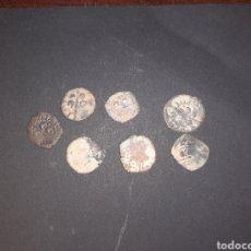 Monedas medievales: LOTE DE 7 DINERILLOS DE VALENCIA. Lote 205540353