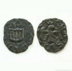 Monedas medievales: FERNANDO II DE ARAGÓN. PITXOL MESSINA. 1479 - 1515. Lote 206487072