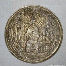 Monedas medievales: MONEDA O MEDALLA DE METAL , DEL REY MARTÍN 1. Lote 206507626