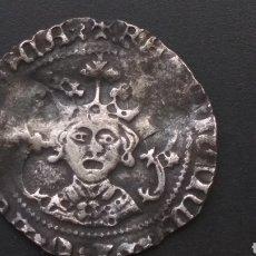 Moedas medievais: REAL FERNANDO I DE ARAGON.. Lote 209624460