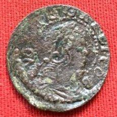 Moedas medievais: SEISENO DE LUIS XIV DE1642, CREO LLEIDA, GUERRA DE LOS SEGADORES. Lote 209677595