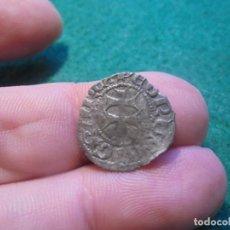 Monedas medievales: MUY BONITO Y ESCASO DINERO DE PEDRO IV, CECA ARAGON. Lote 209940461