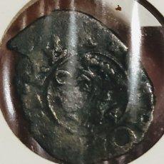 Monedas medievales: DINERO DE ARAGON CARLOS II DE 1678 MUY BONITA. Lote 210150461