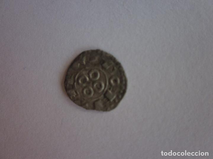 Monedas medievales: Obolo Melgorés. Montpeller. - Foto 2 - 211891778