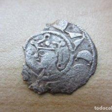 Monedas medievales: DINERO DE VELLÓN DE VALENCIA DE JAIME I REY DE ARAGÓN 1213-1276. Lote 213343456