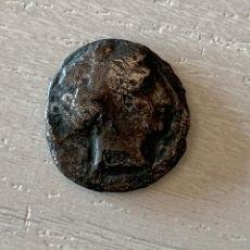 Monedas medievales: MONEDA EMPORITON (EMPURIES GIRONA) DRACMA - MONEDA ANTIGUA DEL SIGLO II A.C.. Lote 215030952
