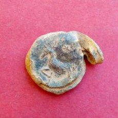 Monedas medievales: RARO PLOMO ANTIGUO DE CERVERA. LÉRIDA.. Lote 217422625