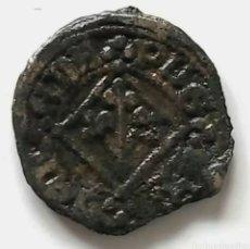 Monedas medievales: FERNANDO EL CATOLICO. PUGESA DE LLEIDA. S.XIV. TIPO 1.. Lote 217746268