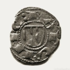 Monedas medievales: CORONA DE ARAGÓN. DINER DE DOBLENC BARCELONA. JAIME I. 1213 - 1276. 2 PALOS.. Lote 218049427