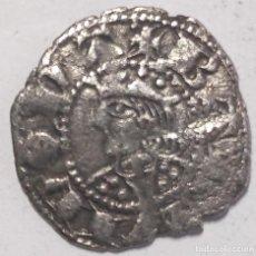 Monete medievali: DINERO PLATA JAIME II BARCELONA 1291-1327. Lote 218083868