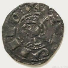 Monedas medievales: CORONA DE ARAGÓN. BARCELONA. DINER DE TERN. JAIME I. 1213 - 1276. IA EN TRES PUNTOS.. Lote 218760671