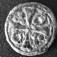 Monedas medievales: PONDERAL DE CROAT DE MARTI I ?. Lote 219534686