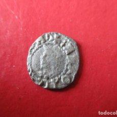Monedas medievales: OBULO DE ALFONSO IV. DE CATALUÑA.1416/1458. PERPIÑAN. Lote 219878657