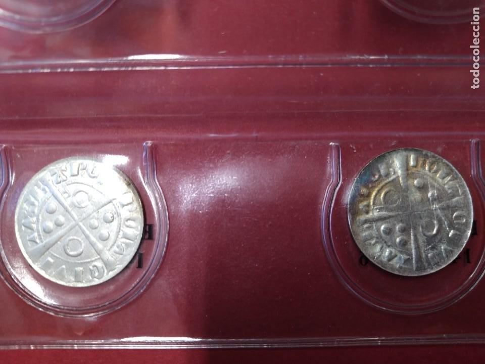 Monedas medievales: COLECCION DE MONEDAS CATALANAS - REYES MEDIEVALES, 1276-1458 - EL OBSERVADOR, .... L2110 - Foto 7 - 220445000