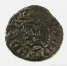 Monedas medievales: DINER BARCELONA. FERRAN II. 1479 - 1516. BA EN 3 PUNTOS.. Lote 221782193