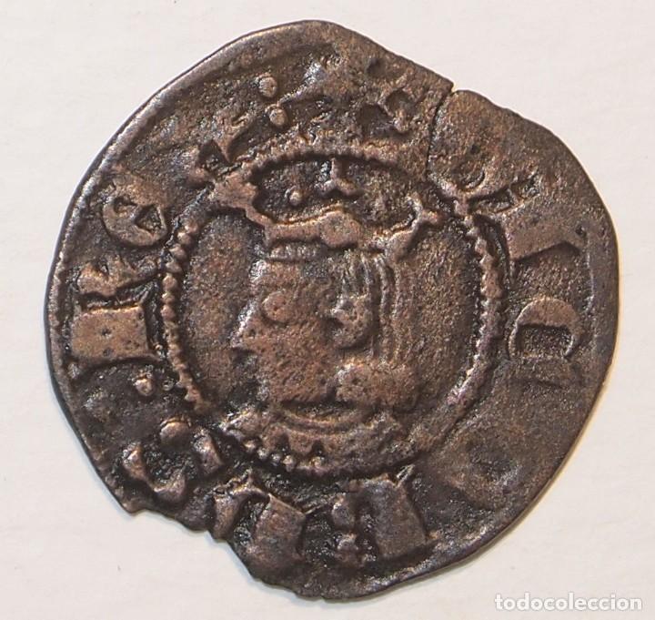 DINERO JAUME II (1291-1327) (Numismática - Medievales - Cataluña y Aragón)