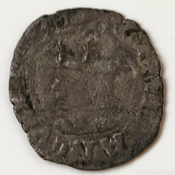 Monedas medievales: DINERO VALENCIA. FERNANDO EL CATÓLICO. 1479 - 1516 S - S. - Foto 2 - 222257278