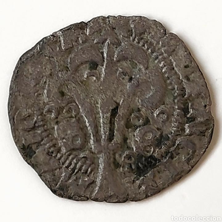 DINERO VALENCIA. FERNANDO EL CATÓLICO. 1479 - 1516 S - S. (Numismática - Medievales - Cataluña y Aragón)