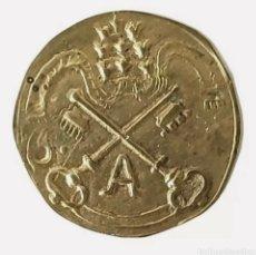 Monedas medievales: MONEDA LOCAL CATALANA. PELLOFA LA SEU DE VIC. Lote 222491648