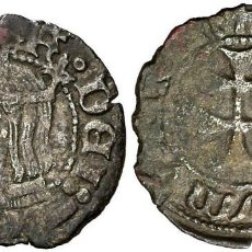 Monedas medievales: FERRAN II (1479-1516). ARAGÓN. DINERO JAQUÉS. (CRU.V.S. 1307) (CRU.C.G. 3207). 0,65 G. ESCASA. MBC+. Lote 222700932