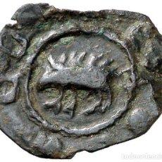 Monedas medievales: PONTS. PUGESA INCUSA. 0,48 G. COSPEL IRREGULAR. MUY RARA EBC. Lote 222702065