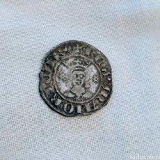 Monedas medievales: DOBLER DE VELLÓN REINO DE MALLORCA. MUY RARA. Lote 224382185