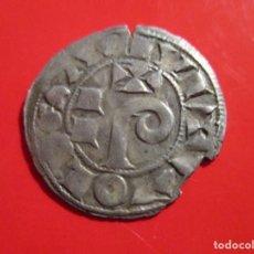 Moedas medievais: DINERO DE RAMON VI CONDADO DE CATALUÑA. TOLOSA. 1194/1222. Lote 225030950