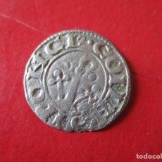 Moedas medievais: OBOLO DE ALFONSO IV DE LOS CONDADOS CATALANES. 1416/1458. PERPINYÁ. Lote 225052025