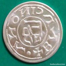 Monedas medievales: MONEDA DE CARLOMAGNO DE BARCELONA PLATA *. Lote 225536590