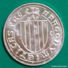 Monedas medievales: MONEDA DE FERNANDO DE ARAGON PLATA *. Lote 225779277