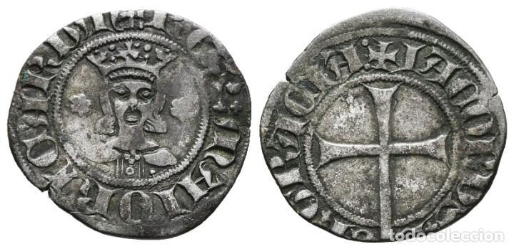 *** ESCASO DOBLER DE JAIME III 1324-1349. MALLORCA. CRU.V.S. 557; CRU.C.G. 2524 *** (Numismática - Medievales - Cataluña y Aragón)