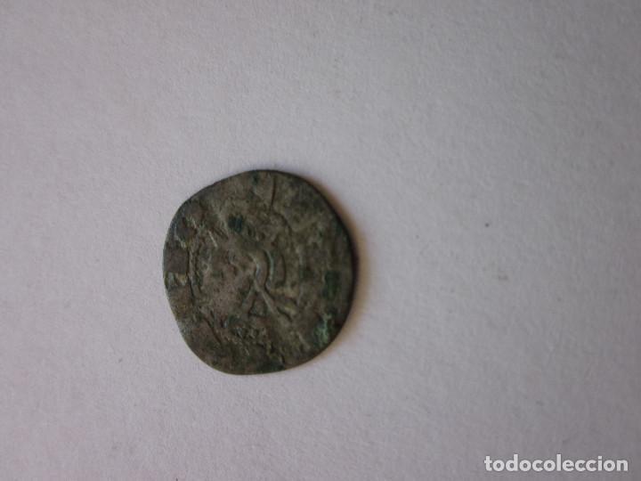 DINERO DE JAIME I. BARCELONA. (Numismática - Medievales - Cataluña y Aragón)