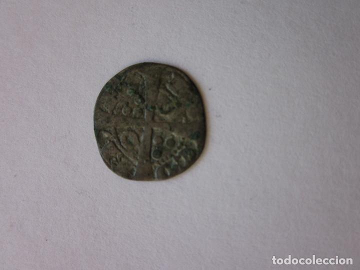 Monedas medievales: Dinero de Jaime I. Barcelona. - Foto 2 - 231354190