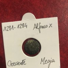 Monedas medievales: MONEDA MEDIEVAL DE ALFONSO X. Lote 234746370