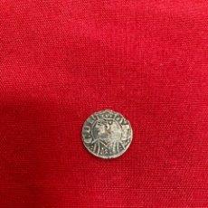 Moedas medievais: DINERO DE VELLÓN JAIME II 1291 - 1327 ARAGON.. Lote 239644965