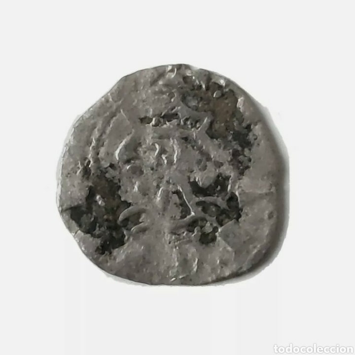 Monedas medievales: OBOL DE TERN. BARCELONA. JAIME I. 1213 - 1276. IA EN ANILLO. CORONA DE ARAGÓN. - Foto 2 - 240514605