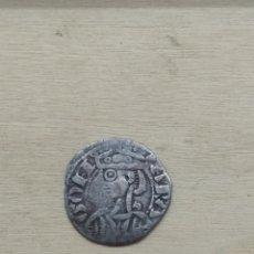 Monedas medievales: JAIME I ARAGON VELLON. Lote 244151550